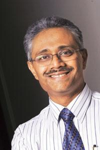 Stable growth: Executive director Paresh Sukthankar says HDFC's net interest income has been good / Bloomberg
