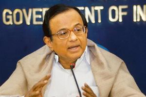 Fighting terror: Home minister P. Chidambaram says Raju will help the Centre handpick the best investigators to staff the new agency. Vijay Kumar Joshi / PTI