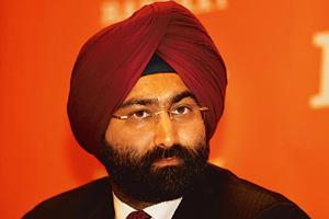 Step ahead: A file photo of Ranbaxy's Malvinder Singh. The US FDA had questioned the company's quality control specifications. Harikrishna Katragadda / Mint