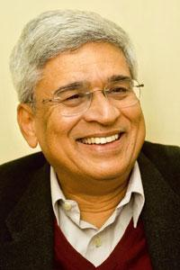 Straight talk: CPM general secretary Prakash Karat says his party will work towards defeating both the Congress and the BJP. Ramesh Pathania / Mint
