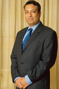 Right choice: Suzlon's chief operating officer Sumant Sinha says wind energy remains a good business to be in, given that governments are mandating minimum usage of alternative energy sources. Ashesh