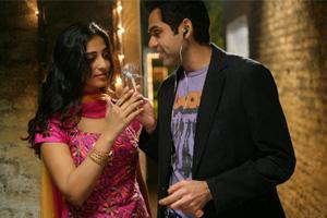 The characters of Dev and Paro are set in modern India