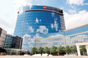 Going strong: GlaxoSmithKline Plc. headquarters in the UK. Simon Dawson / Bloomberg