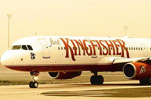 Debt burden: Kingfisher Airlines had defaulted on payments overdue to AAI in November, when dues totalled up to Rs286 crore. Ramesh Pathania / Mint