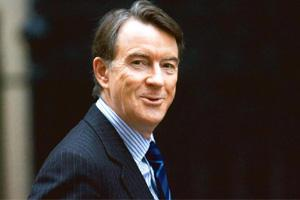 Business threat: UK's business secretary Peter Mandelson. His already infamous outburst isn't just bad manners but also bad policy. Chris Ratcliffe / Bloomberg