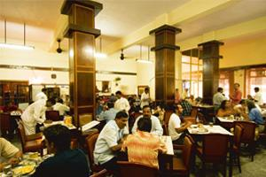 Makeover: Koshy's was set up in 1940 as a bakery; by 1952-53, it had become a café. Madhu Kapparath / Mint