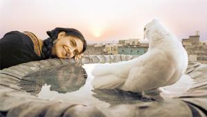 Capital romance: Films such as Delhi-6 explore the city's geography.