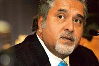 New order: Mallya said in a circular that the promotions had been necessitated by the Kingfisher Airlines and Deccan Aviation merger. Harikrishna Katragadda / Mint