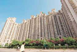 Buyers market? DLF's Hamilton Court building in Gurgaon. The company has announced a price cut of between 10.5% and 18% on Garden City project flats on Old Mahabalipuram Road near Chennai. Harikrishna