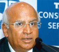 Cost conscious: Ramadorai says his company's revenues are under pressure because clients are renegotiating rates. PTI