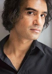 Wordsmith: Nadeem Aslam, UK-based author of The Wasted Vigil, spoke only Urdu till he was 14. Richard Lea-Hair