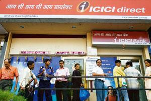 Tackling slowdown: Debit card volumes for ICICI Bank have moved from Rs250 crore per month to about Rs400 crore per month. The bank is cautious on credit cards and is pushing spending on debit cards