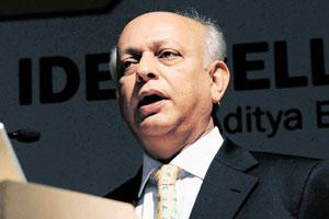 Moving on: Hemendra Kothari's last day as DSP Merrill Lynch chairman will be 31 March. Sebastian D'souza / Bloomberg