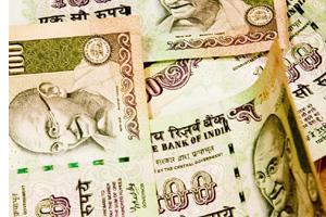 Upward curve: The rupee rose 1.8% to 50.3825 per dollar on Thursday, the strongest since 25 February and the biggest gain since 4 November. Harikrishna Katragadda / Mint