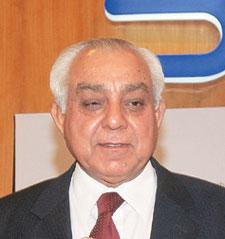 At the helm: BSE chairman Jagdish Capoor.Ashesh Shah / Mint