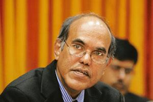 Rate cuts? Reserve Bank of Indian governor D. Subbarao. Abhijit Bhatlekar / Mint