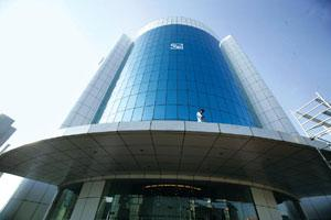 Tough stance: The Securities and Exchange Board of India building. Adeel Halim / Bloomberg