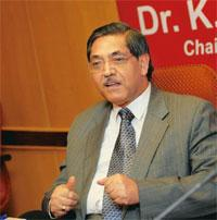 Ahead: Punjab National Bank's K.C. Chakrabarty is front-runner for the central bank post. Ramesh Pathania / Mint