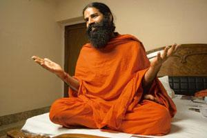 New role: Baba Ramdev has come a long way from the man who sang devotional songs in small towns of Gujarat. Harikrishna Katragadda / Mint
