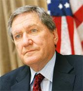 Peace efforts: US special envoy to Pakistan and Afghanistan Richard Holbrooke in New Delhi on Wednesday. Gurinder Osan / AP