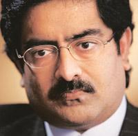Choppy markets: A 60% drop in the stock has made converting warrants into equity unviable for Kumar Mangalam Birla. Bloomberg