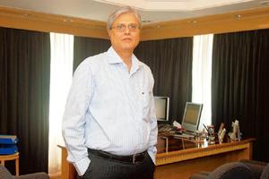 In deeper trouble: JM Financial Ltd chairman Nimesh Kampani. Ashesh Shah / Mint