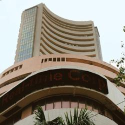 Standing tall: The Bombay Stock Exchange's benchmark index gained 317.51 points, or 2.9%, to close at 11,284.73 on Wednesday. Ashesh Shah / Mint