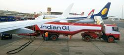 More costly: Fuelling in progress at the IGI airport in New Delhi. Ramesh Pathania / Mint