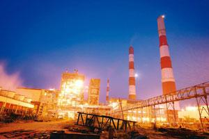 Low-risk: An NTPC plant in UP. The company's consultancy division made a Rs41 crore net profit in FY09.