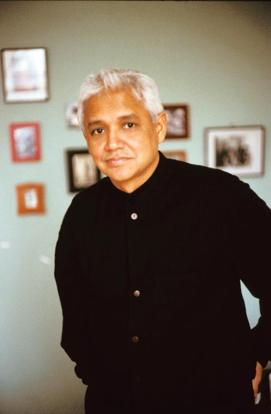 Out of the box: Amitav Ghosh experimented with genre fiction. Jerry Bauer / Reuters