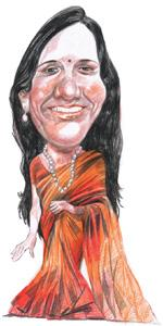 First lady: Kochhar was the first employee on the rolls of ICICI Bank. Jayachandran / Mint