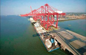 Low demand: Gateway Terminals India, which runs one of the three terminals at the Jawaharlal Nehru Port, has sought permission from TAMP to withdraw an October application asking for a 20% hike in tar