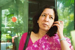 New responsibilities: A file photo of Shikha Sharma, who has been named the managing director and chief executive officer of Axis Bank. Madhu Kapparath / Mint