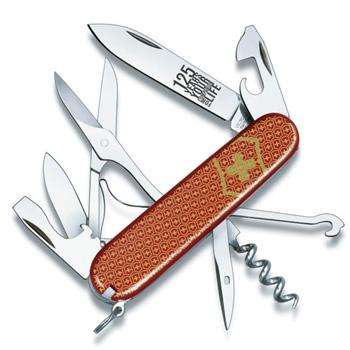 Jack of all trades: Victorinox's Traveller Lite.