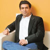 Shake-out ahead: Rajesh Kamat, chief executive officer, Colors. Madhu Kapparath/Mint