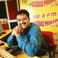 Communication issues: Prashant Panday, chief executive officer, Radio Mirchi. Abhijit Bhatlekar/Mint