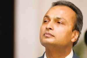 Mystery deepens: A file photo of Anil Ambani. R-Adag has blamed business rivals for what it called sabotage of Ambani's helicopter. Ramesh Pathania / Mint