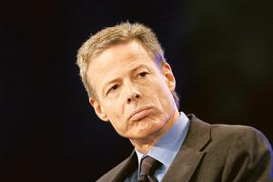 Unravelling merger: Time Warner chief executive Jeffrey L. Bewkes.