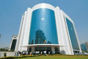 Regulatory overview: The Sebi headquarters in Mumbai. Abhijit Bhatlekar / Mint