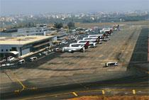 Wear and tear: Aircraft parked at Mumbai airport. Hemant Mishra / Mint