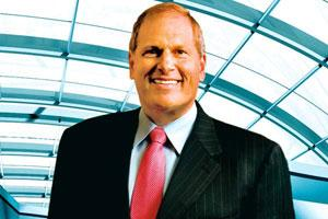 Good prospects: Honeywell chief executive officer David Cote expects revenues from India to be around $600 million in 2009.