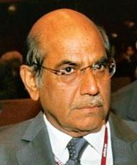 Hot topic: PM's special envoy on climate change, Shyam Saran. Sakchai Lalit / AP