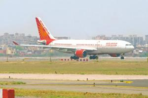 Value addition: Air India is inducting seven Boeing-made, long-haul aircraft into its fleet this year. Ramesh Pathania / Mint