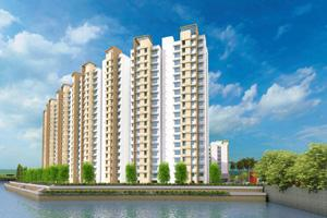 Priced low: An image of a Lodha Group project. The firm has launched 5 mid-segment projects in Mumbai.