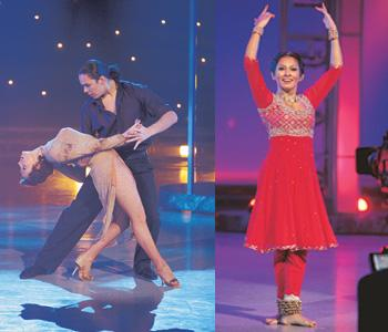 The right moves: Tango (left); and Kathak by Amrapali Ambegaokar