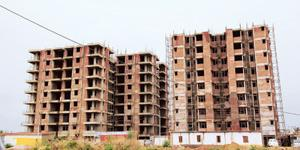 High expectations: Unlike banks, which ask for a return of 15-18%, funds expect a return of at least 30% from realty projects. Ramesh Pathania / Mint
