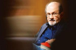 Class act: Rushdie's praised, not weighed. Gustau Nacarino / Reuters
