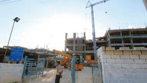 Raising capital: A Sobha Developers project in Bangalore. Hemant Mishra / Mint