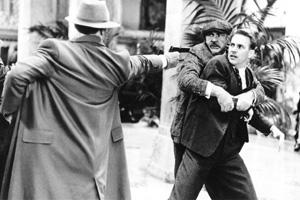 Full picture? Kevin Costner and Sean Connery in The Untouchables. Paramount / The Kobal Collection / AFP