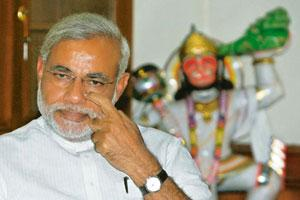Verse case: Under Modi, Wali's tomb was destroyed. Adnan Abidi / Reuters